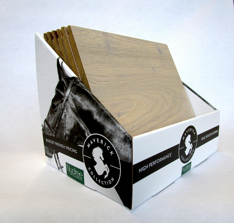 Maverick Collection Sample Box