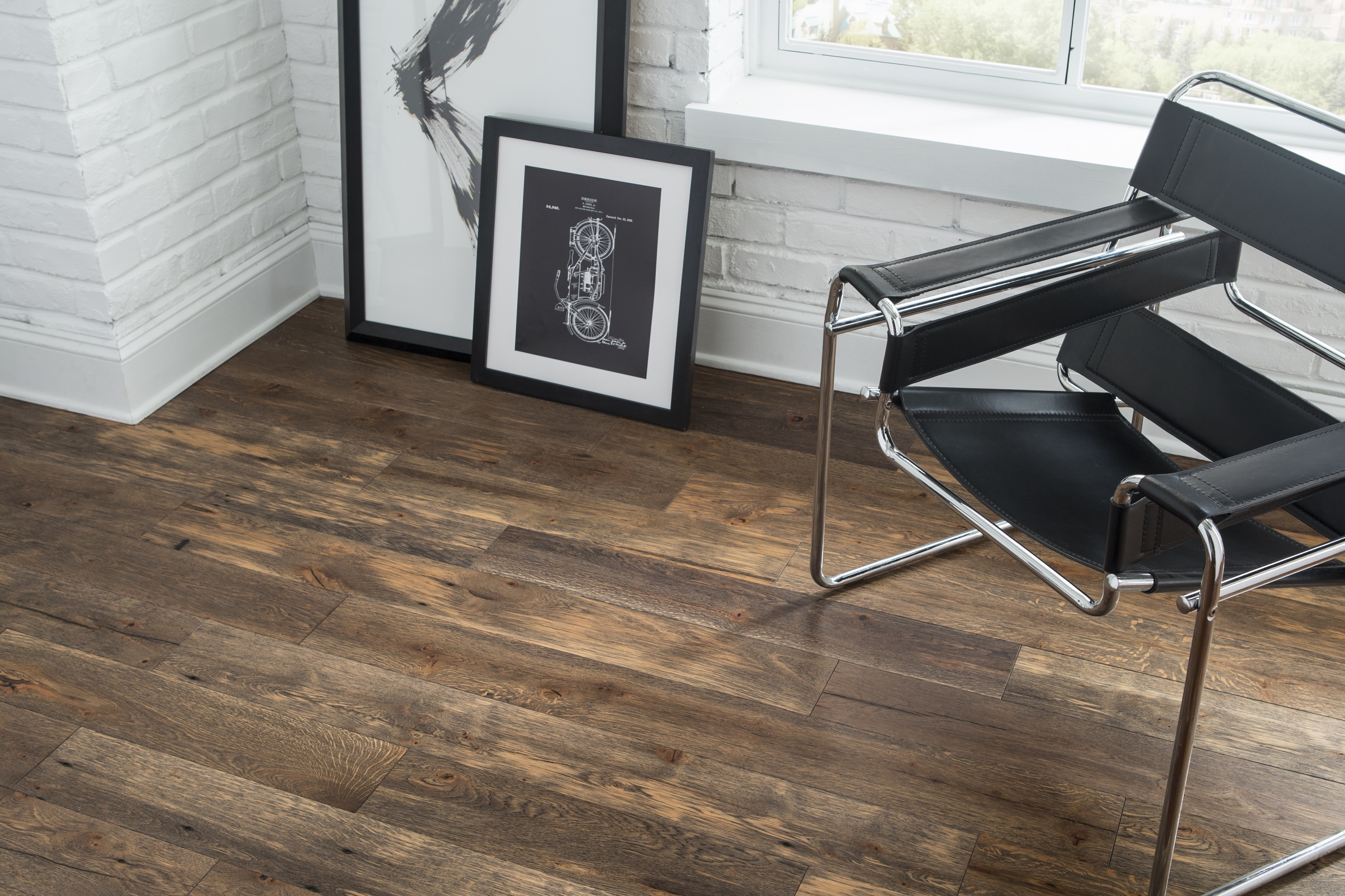 Nydree Reclaimed Oak already has inherent splits and cracks that allow its  use in an environment outside the recommended 30-55 percent relative  humidity ... d7377baaa