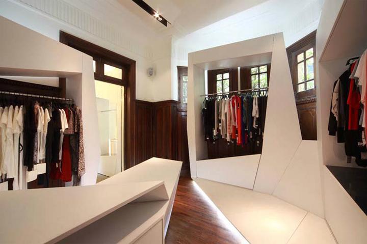 Tips Fashion Store By Byn Shanghai 03