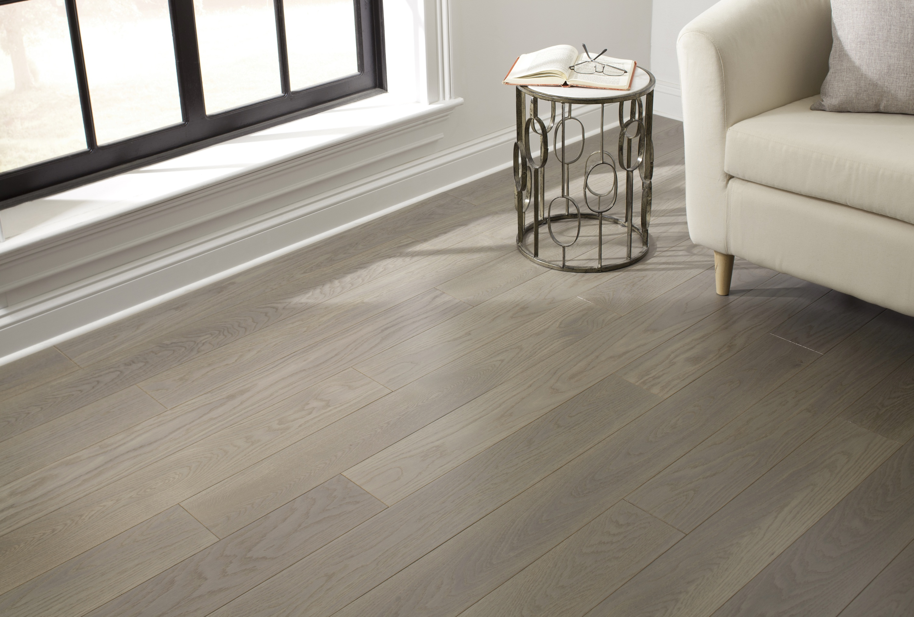 Plainsawn Oakpacific Grey Vign